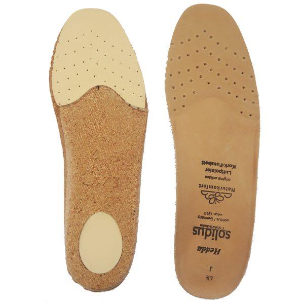 Voetbedden voor Solidus merkschoenen Solidus Hedda J