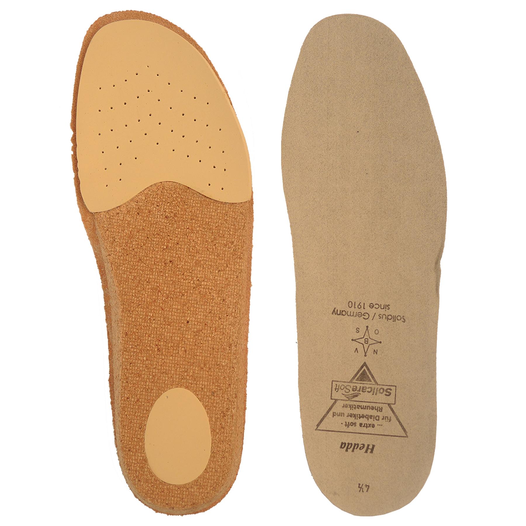 Voetbedden voor Solidus merkschoenen Solidus Hedda K